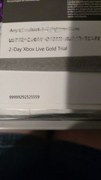 Trial free live xbox codes Join Xbox