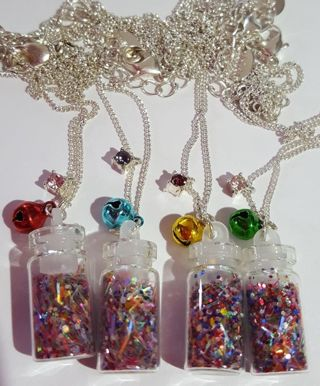 ** Fairy Bells and Fairy Dust Just for a Little LUCK!!