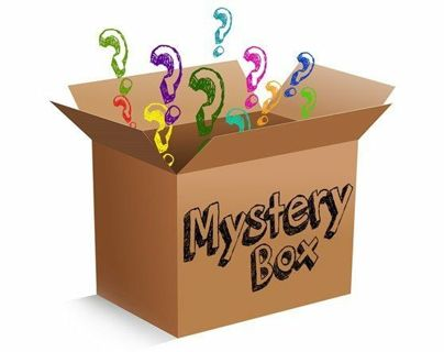 PLUS SIZE SEMI MYSTERY BOX!!!! *PROMOTE YOUR OWN AUCTIONS!!!!*