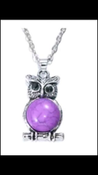 *** VINTAGE STYLE OWL NECKLACE *** FREE SHIPPING***