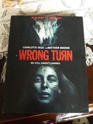 Wrong Turn 7 HD digital code only