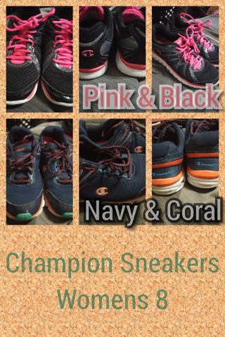 2 pairs Champion Sneakers