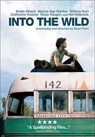 """INTO THE WILD""  n/c"