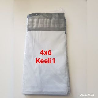 (10) 4X6 POLY MAILER BAGS