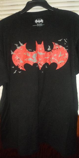 Men's Batman T-Shirt - XL