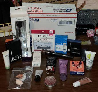 Huge Beauty / Skincare Lot With GIN Bonus!!