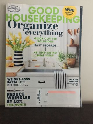 Good Housekeeping March 2016 Issue
