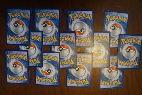 Twelve Random Pokemon