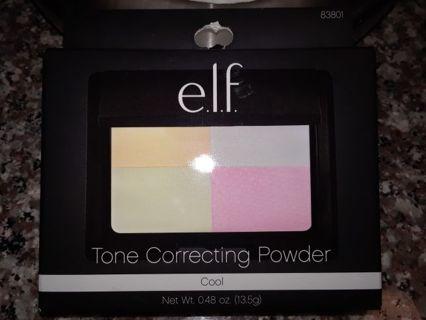 New! e.l.f. Tone Correcting Powder