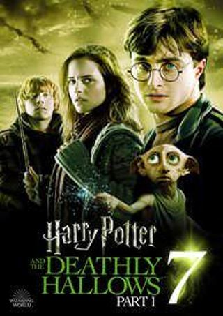Harry Potter and the Deathly Hallows Part 1 - Digital Code