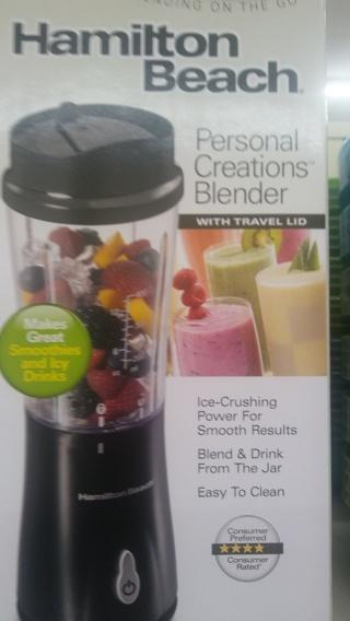 Hamiltion blender