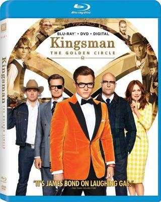 KINGSMAN THE GOLDEN CIRCLE HD DIGITAL DOWNLOAD UV & ITUNES