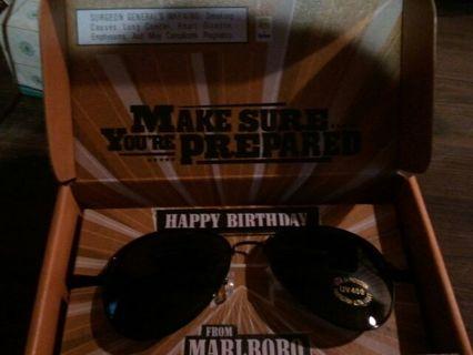 marlboro sunglasses never used