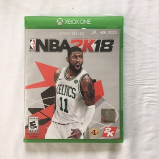 Xbox One NBA 2k18 Game