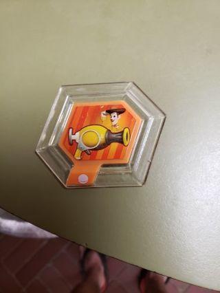 Disney infinity game disc