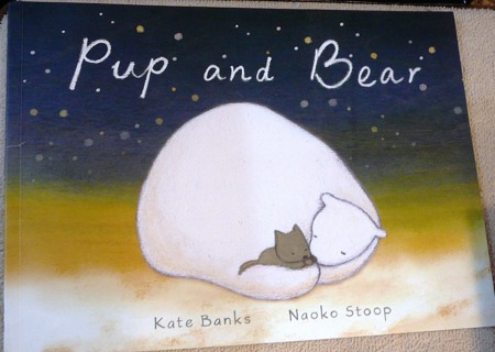 """Pup and The Bear"" by Imaginary Library Books"