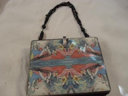Asian  purse