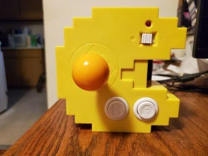 Pac-Man TV Games PLUG N PLAY 12 Classic Games