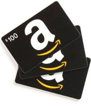 $10 *Amazon Gift Card*