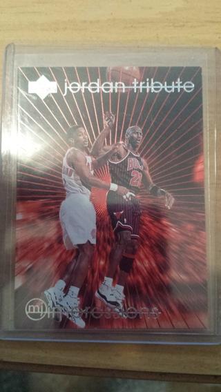 Michael Jordan , Rare