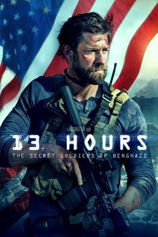 13 Hours: The Secret Soldiers of Benghazi - HD - VUDU MOVIE CODE