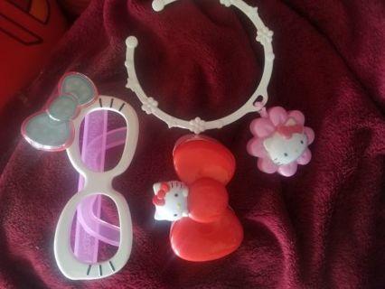 Hello kitty accessory