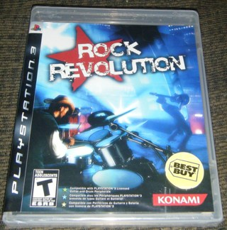 *NEW* - ROCK REVOLUTION for the Sony PS3