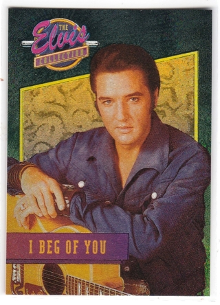 Free The Elvis Collection 1992 Spectra Foil Chase Card 136 Packs