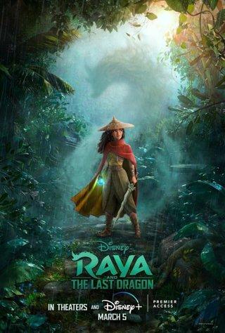 Raya And The Last Dragon HD Code