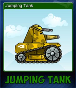 Jumping Tank [Digital Steam CD Key]