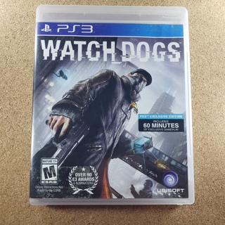 Watch Dogs - PS3 Game