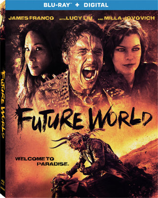Future World (Digital HD Download Code Only) **James Franco** **Milla Jovovich** **Lucy Liu**