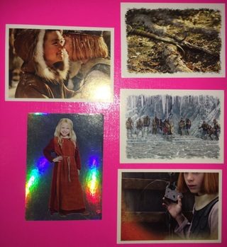 Lot of 5 Wickie the Viking Stickers from Germany!