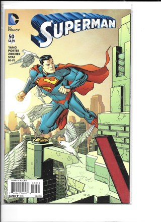 Superman DC Comics #50-C