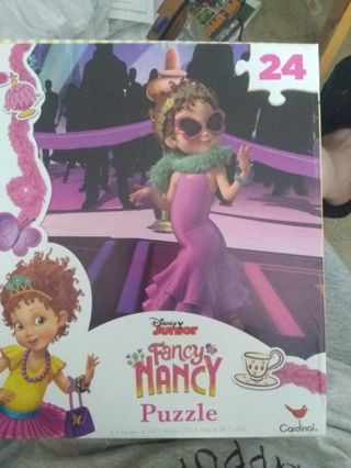 Disney Junior Fancy Nancy Puzzle