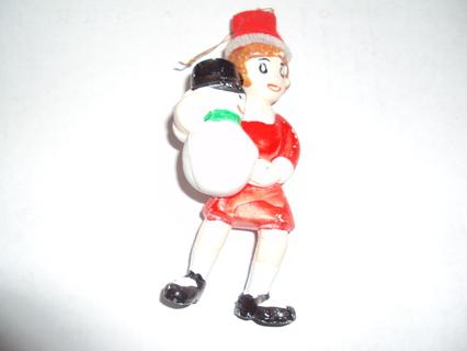 Free: Vintage Orphan Annie Christmas Ornament - Christmas - Listia ...
