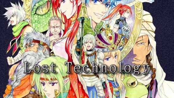 Lost Technology - Steam Key