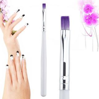 ELECOOL Professional 1PC UV Gel Non-corroding Drawing Pen Nail Art Brush For Manicure DIY Tool Gra