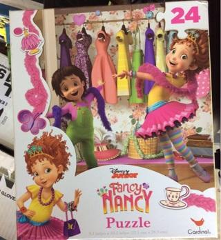 Disney Fancy Nancy Puzzle
