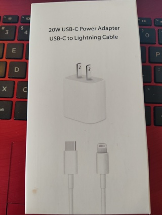 iphone TYPE-C Charger & Cable (Quick Charge)