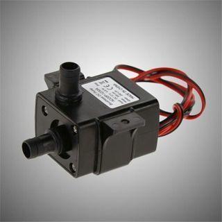 Mini 12V 3m 240L/H Ultra Quiet Brushless Motor Submersible Pool Water Pump Solar