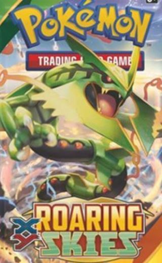NEW Pokemon TCG: XY Roaring Skies Booster Pack Pokemon Cards TCG