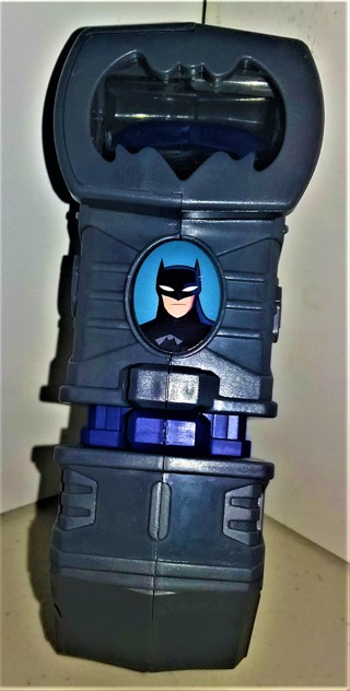 2018 DC Comics Batman Justice League plastic periscope made in Chine for McD - actually works