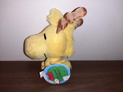 Peanuts Woodstock Dog Chew Toy NEW