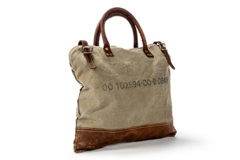Brand New Leather Winston Handmade Handbag Purse Bag Rustic Authentic Unique Style