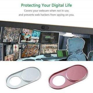 Web Cam Shutter Privacy Slider Plastic Camera Laptop Cover Phone G2A3