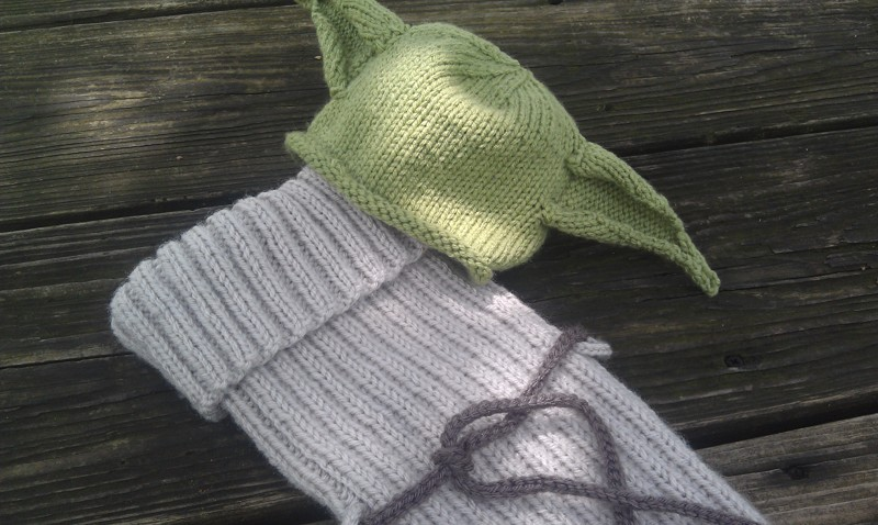 Free: Yoda Cocoon and Hat Pattern - Baby Clothes - Listia.com ...