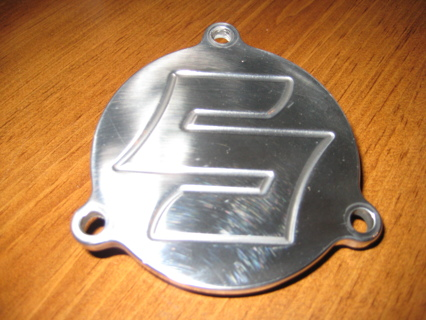 Free: Billet Aluminum Oil Filter Cover For Suzuki LTZ 400 - Other ...