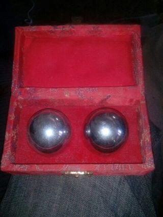 Chinese meditation Health balls