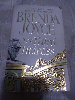 The Third Heiress by Brenda Joyce